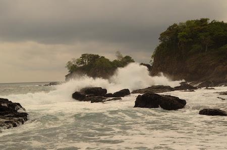 Obiective turistice Costa Rica: Intre plajele Samara si Carrillo