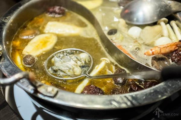 蒙古紅火鍋吃到飽
