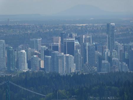 Imagini Canada: Panorama Vancouver