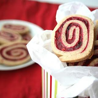 Cinnamon Cranberry Pinwheels