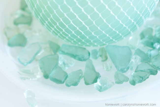 DIY Faux Sea Glass via homework  | carolynshomework (5)