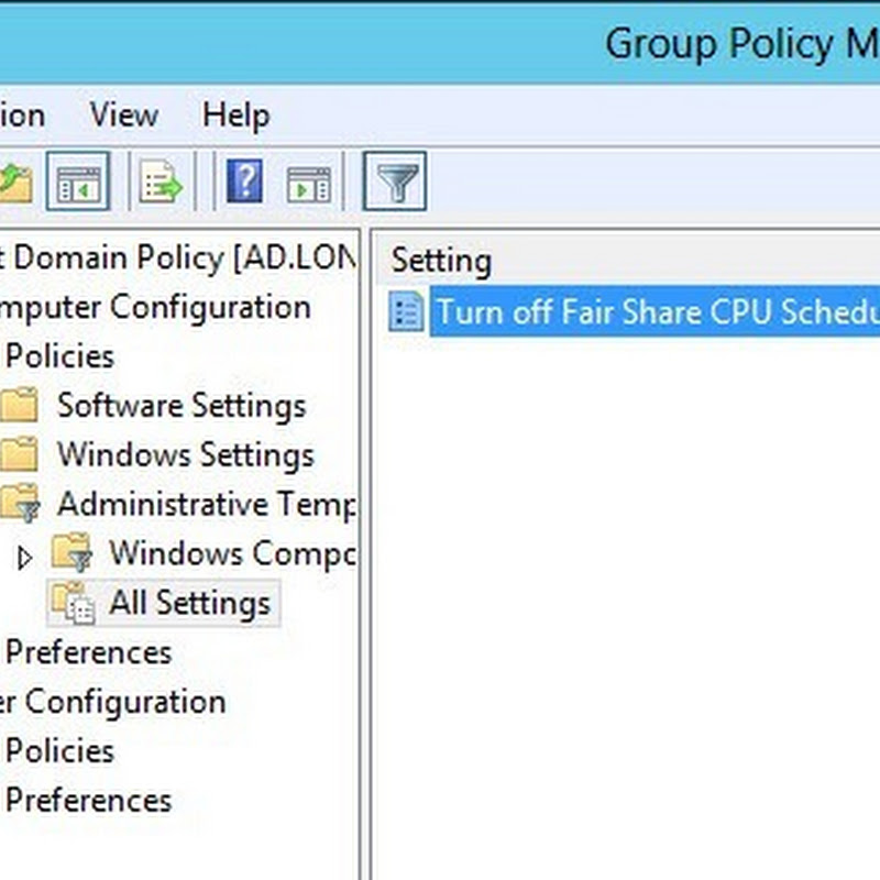 Resource Sharing in Windows Remote Desktop Services