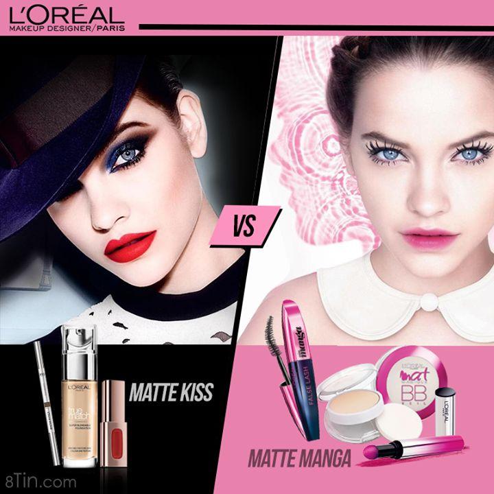 Bạn chọn phong cách trang điểm Matte nào cho Tết này?