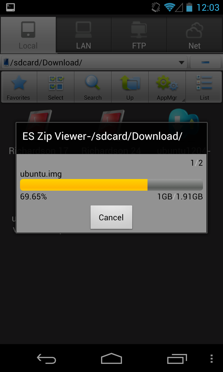 Mostly) Pointless Posts: GNS3 on Android