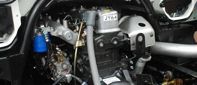 Hộp số xe tải hd65 hyundai