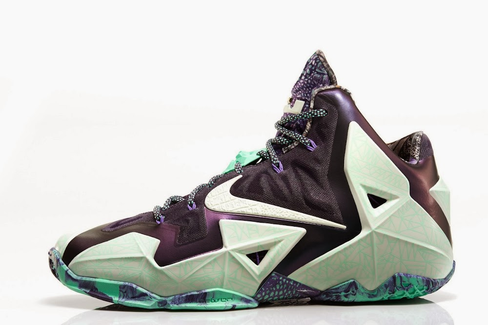 best website c5a8a bd562 Nike LeBron 11 8220Gator King8221 Drops on February 14th for 220 . ...