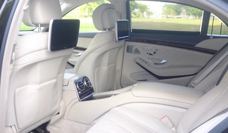 Nội thất  xe Mercedes Benz S500 cũ 2013 nhập đức 04