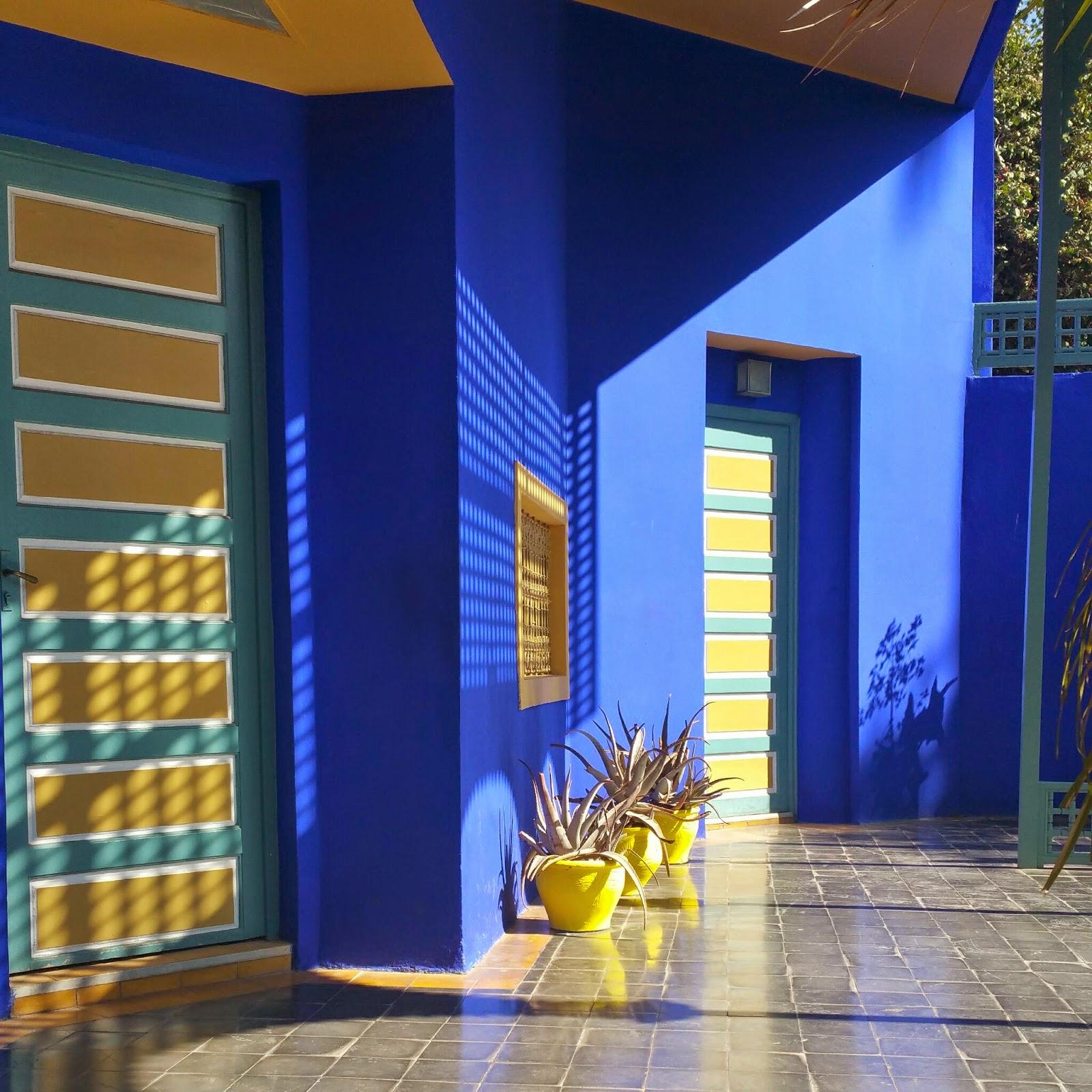 Les petites m ce jardin extraordinaire majorelle marrakech - Jardin majorelle prix d entree ...