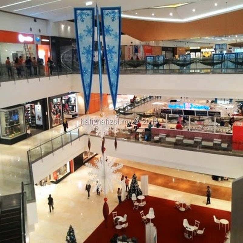 REVIEW IOI CITY MALL, PUTRAJAYA