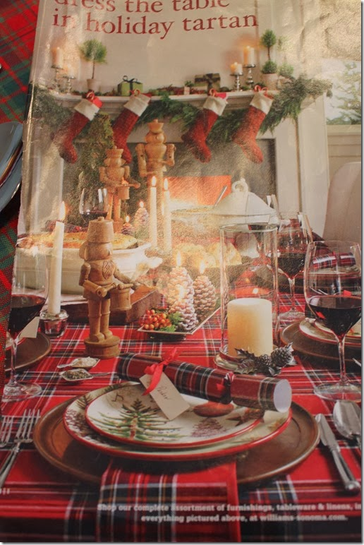 Williams Sonoma Christmas Table.Cuisine Kathleen The Challenge William Sonoma Style Let S
