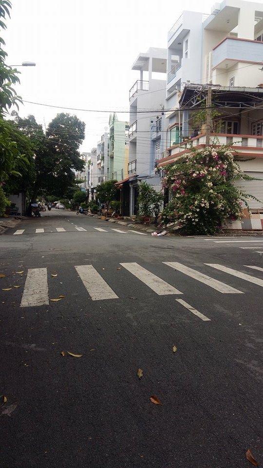 Bán Nhà Mặt Phố Đường Lê Vĩnh Hòa Quận Tân Phú 03