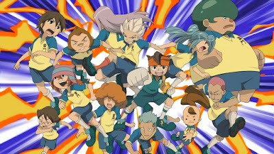 Đội Bóng Siêu Năng Lực -Inazuma Eleven - Inazuma Eleven VietSub