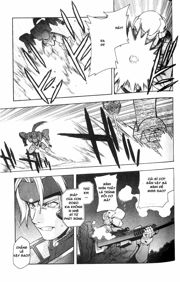 Full Metal Panic! Chap 012