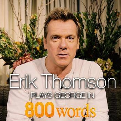 Who's excited for Erik Thomson's return on 800 Words this Tuesday