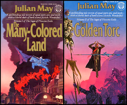 The Many-Colored Land (C) Michael Whelan