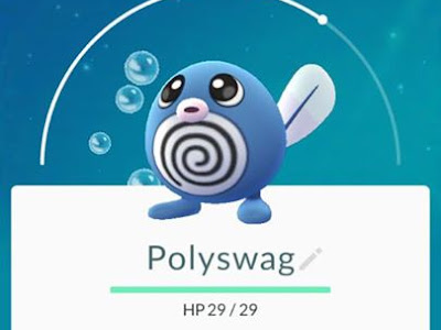 When you Poly but Pokemon is life poliwag