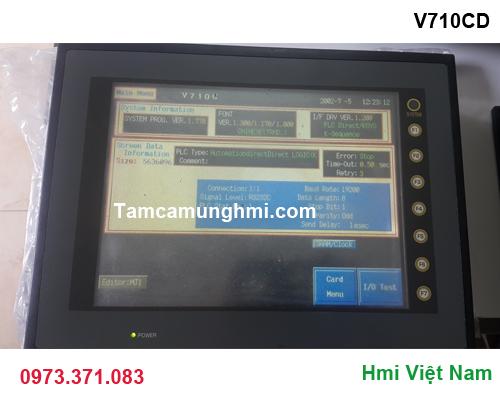 Kính cảm ứng V710CD