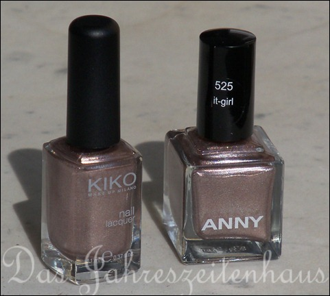 dupe kiko 303 vs anny it-girl