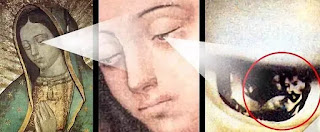 Thấy gì trong mắt của Mẹ Guadalupe, Mẹ của người Mêxicô?