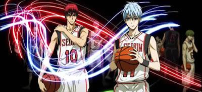 Xem Anime Kuroko no Basket SS3 - Bóng ma kuroko phần 3 VietSub