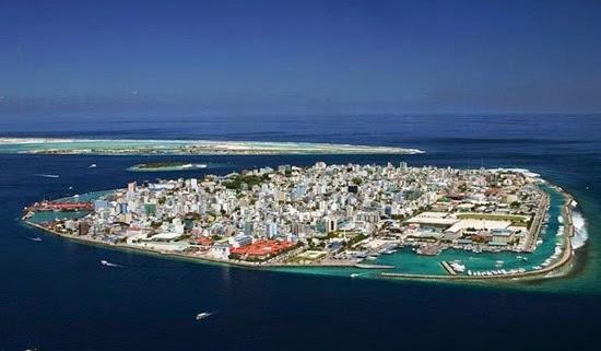 Aquecimento global Maldivas já estão condenadas Que será depois