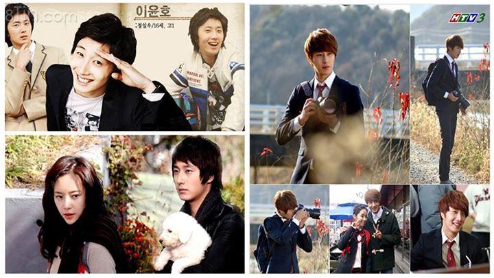 Nam thần sinh năm 1987  Jung Ilwoo thủ vai Lee Yoonho