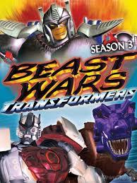 Siêu Thú Biến Hình 3 -Beasr WarTransformers 3 - Beasr War - Transformers: Season 3 VietSub