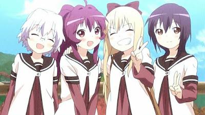 Những cô nàng xinh Đẹp -Yuru Yuri