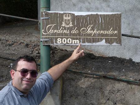 Imagini Madeira: Gradina lui Imperator Funchal
