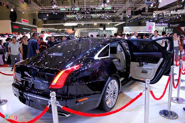 Cận cảnh siêu xe Jaguar XJL 04