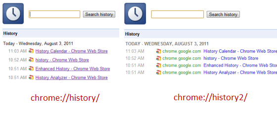 chrome-history