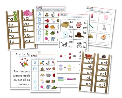 Kindergarten Homeschool Curriculum Picks - Confessions of a ...