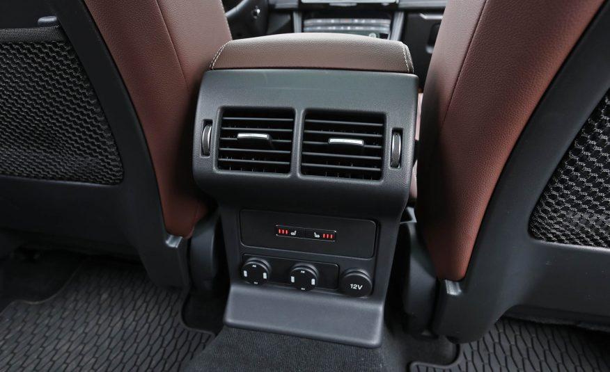 Nội thất xe Jaguar F Pace new model 026