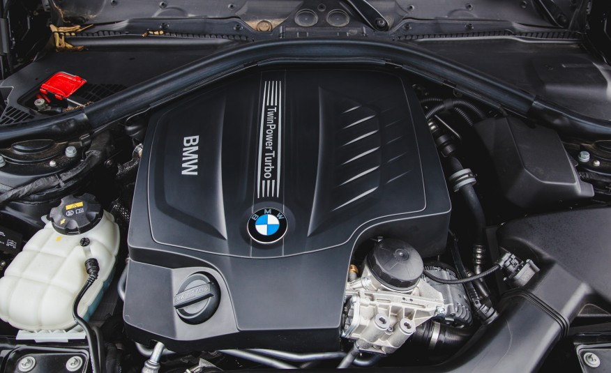 Xe BMW 420i Gran Coupe new model 04