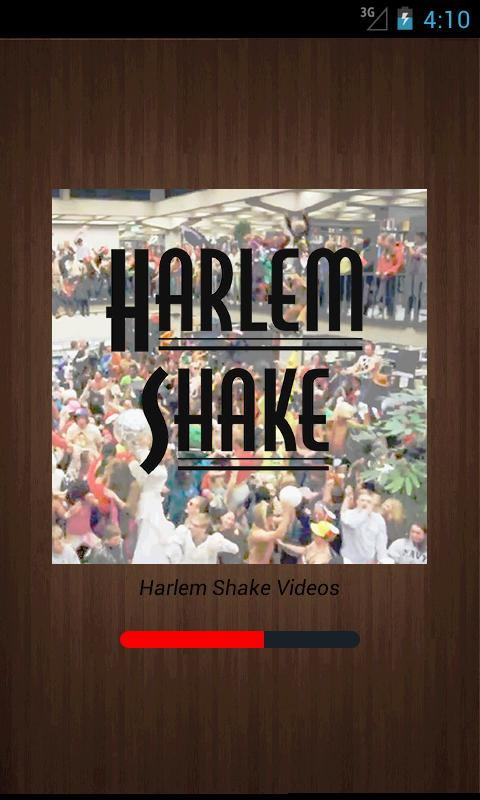 """Harlem Shake"" Video Library - screenshot"