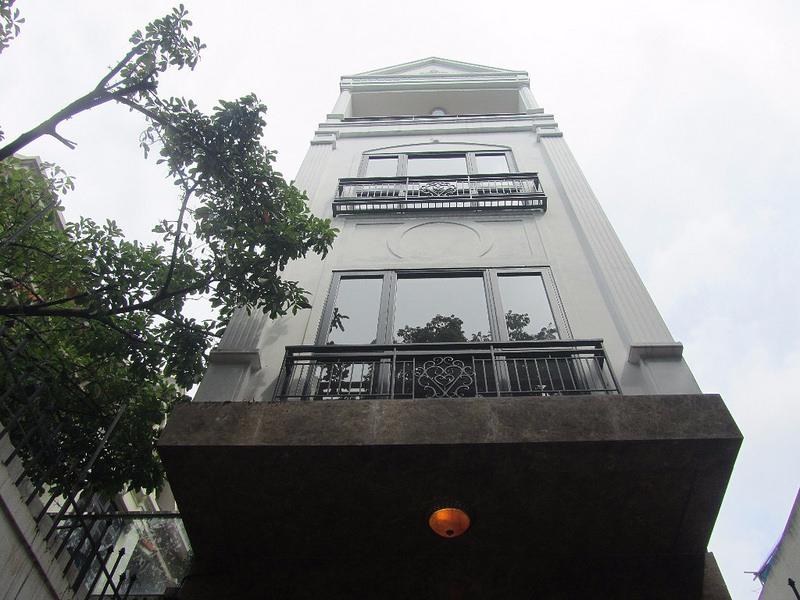 Bán Nhà Hẻm Hòa Bình Phường Hiệp Tân Quận Tân Phú 002