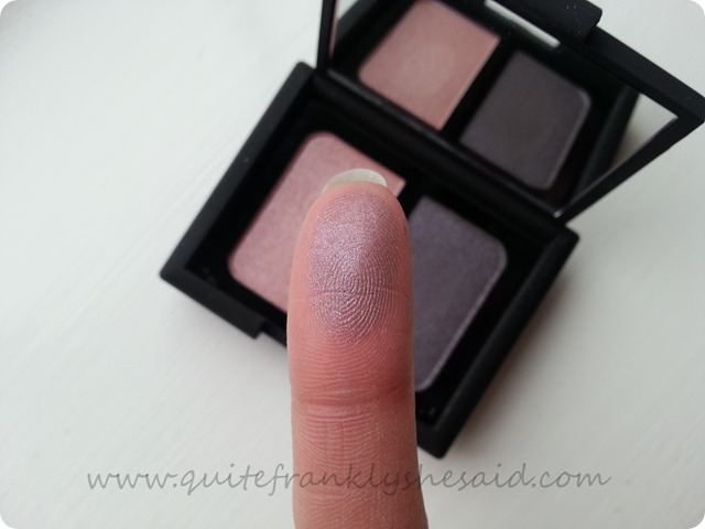 Smooch Eyeshadow Duo – Posh Tottie  Ladies Who Lunch Swatches