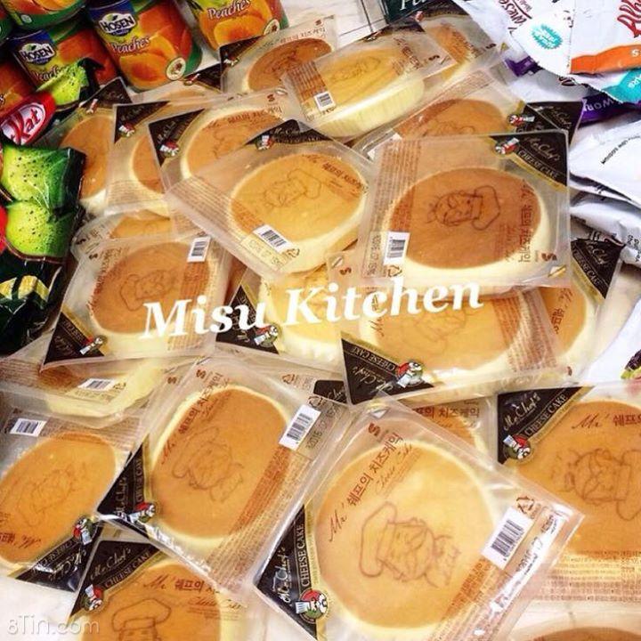 HOT: Bánh phô mai Hàn Quốc đã có hàng trở lại, like