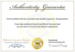 Authenticity Guarantee
