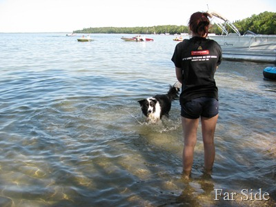 Savannah and Chance 2011 Cass Lake