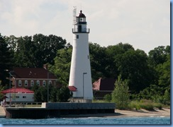 3643 Ontario Sarnia - view of Fort Gratiot Lighthouse Port Huron, MI