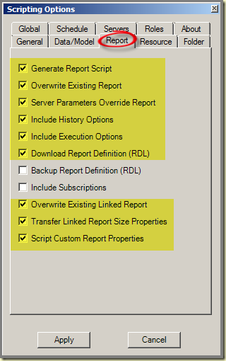 Thoughts on Azure, OMS & SCOM: Exporting Linked Reports to