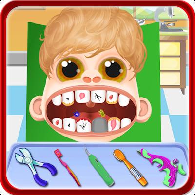 Совершенные зубы врач игры