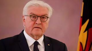 Tổng thống Đức Frank-Walter Steinmeier
