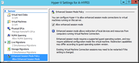 HYPER-V,SYSTEM CENTER AND AZURE: USB Pass-through Support in Windows