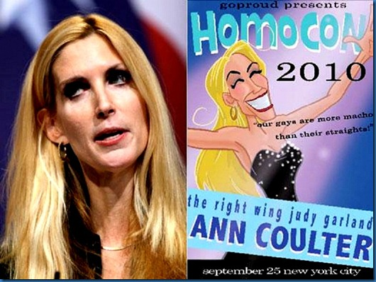 Ann Coulter - Homocon