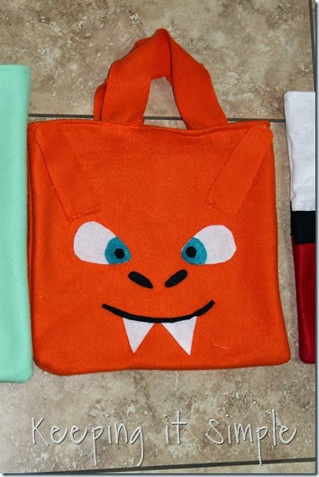 Pokemon Trick Or Treat Bags (5)