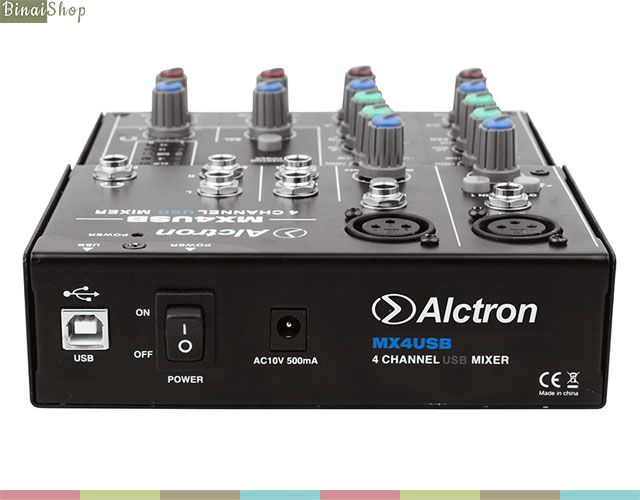 Alctron MX4USB