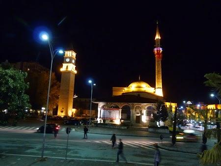 Obiective turistice Albania: Moschee Tirana