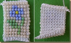 afgan crochet with beads